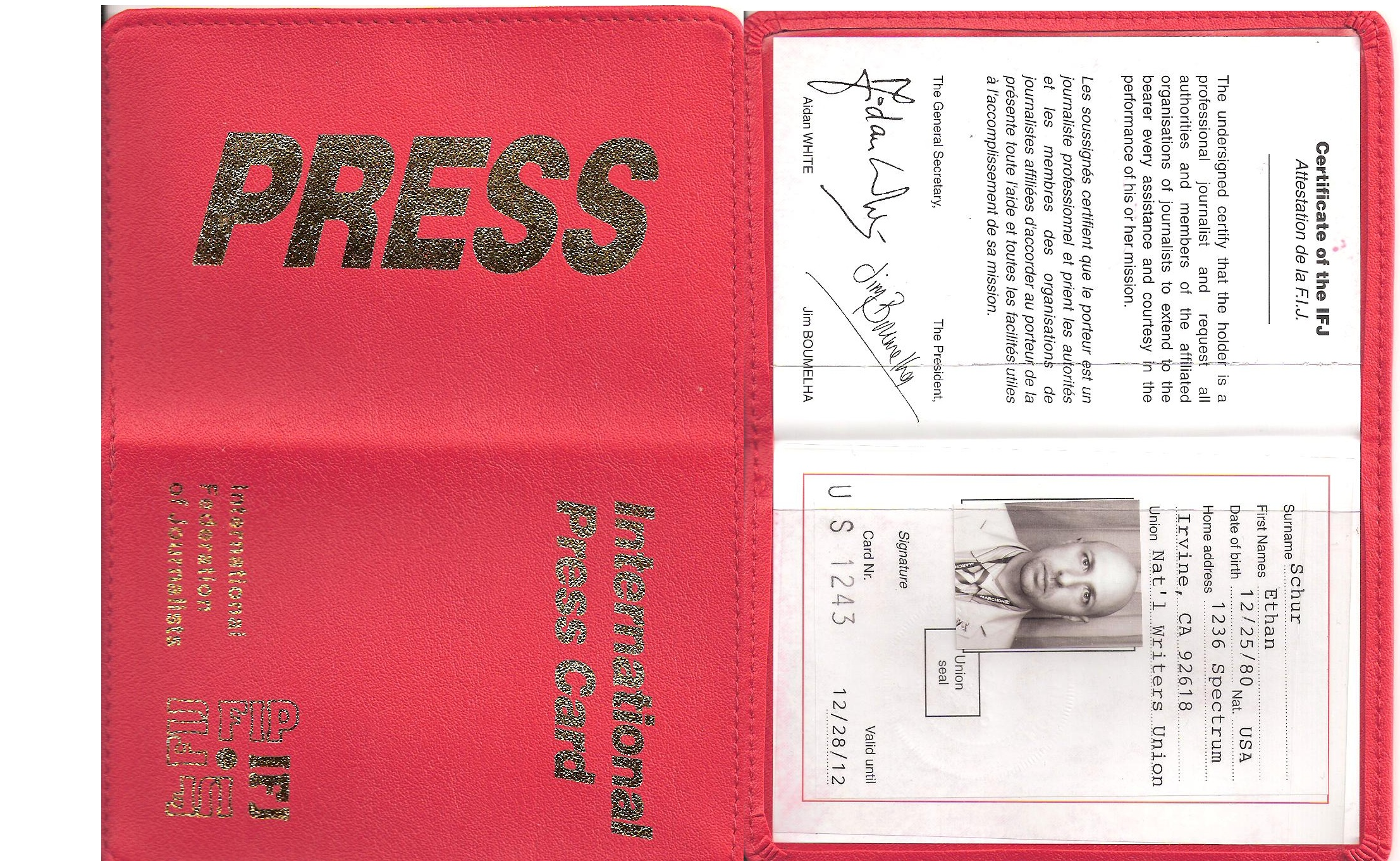 To Home Stereoscopic Credentials Press 3d The